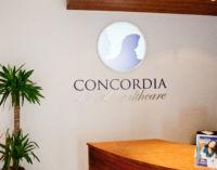 Concordia Dental Helath Care Reception